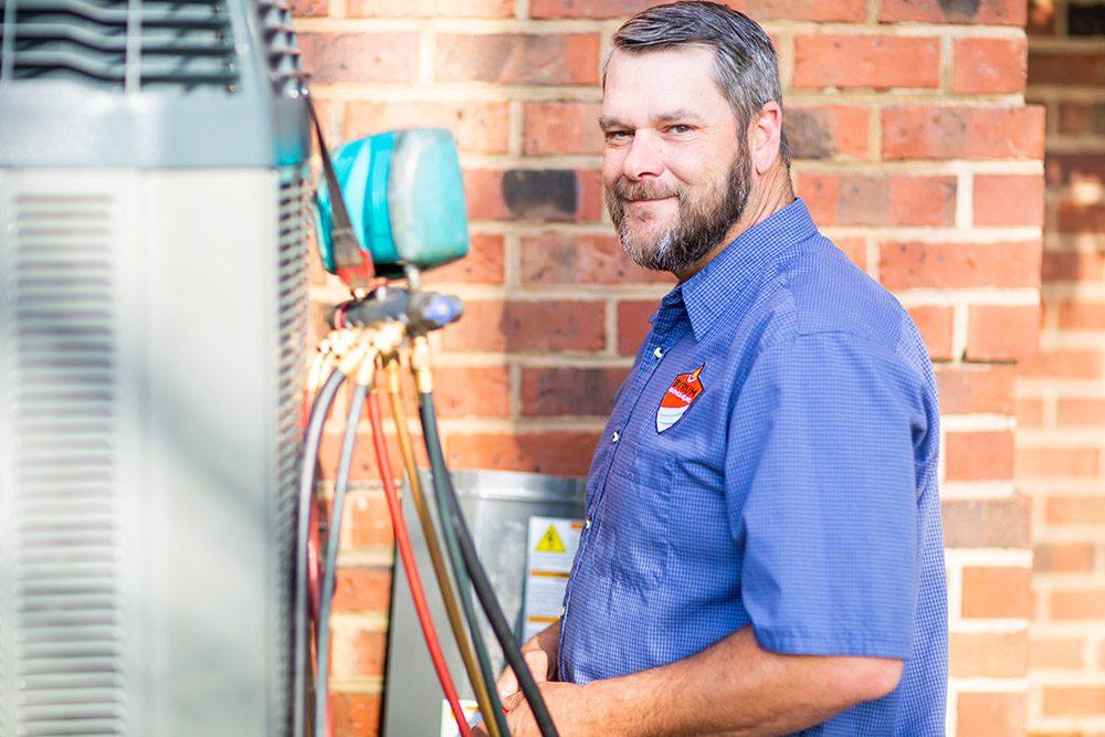 Byrum Heating & AC tech