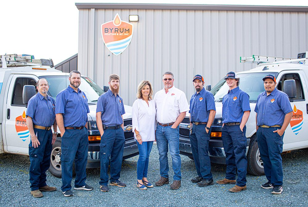 about us - byrum heating and ac