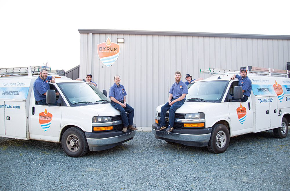 hvac heating team